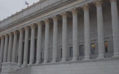 Confinement du 30/10/2020 et organisation judiciaire